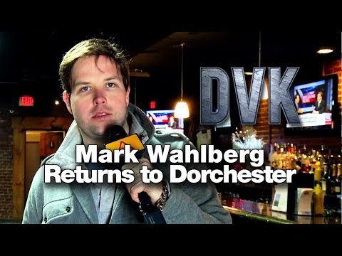 Mark Wahlberg comes home…