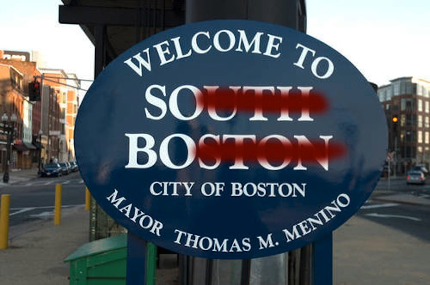 The Southie effect…